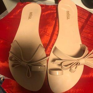 Melissa sandals 9